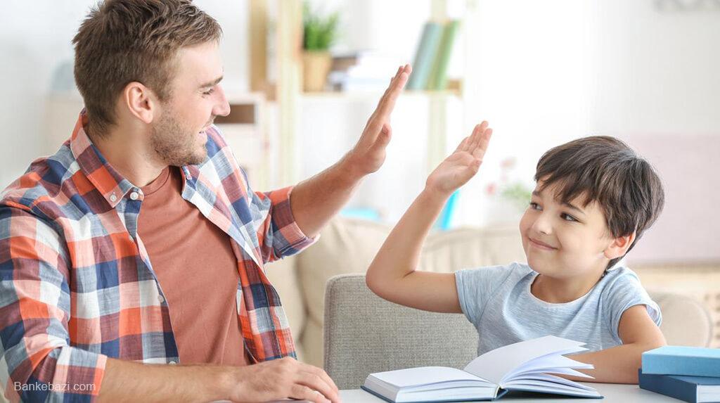 تاثیر تشویق بر اعتماد به نفس کودکان