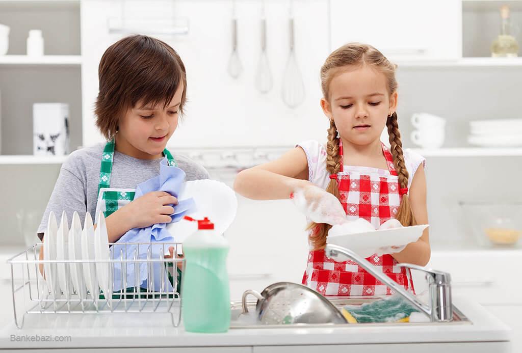تاثیر سپردن مسئولیت بر اعتماد به نفس کودک