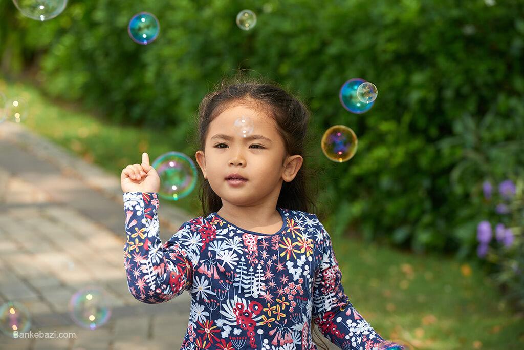 بازی های خلاقانه برای کودک نوپا
