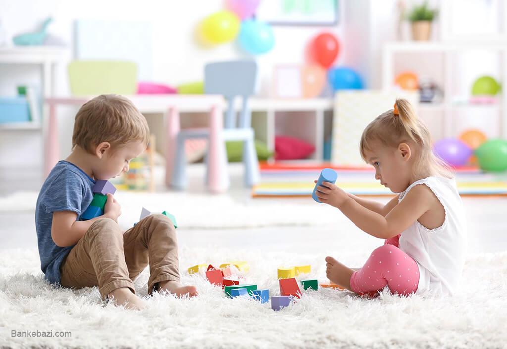 مزایای اسباب بازی های چوبی