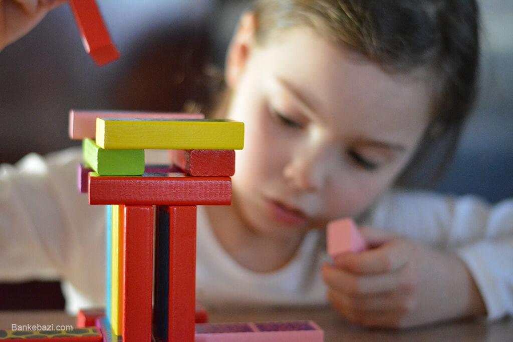 پرورش خلاقیت با اسباب بازی های چوبی