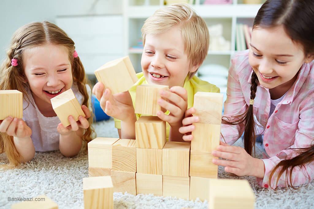 تاثیر اسباب بازی های چوبی بر سلامت روان