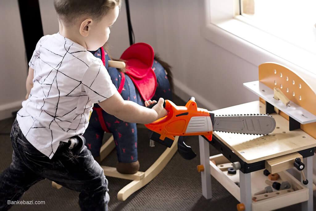 فراهم کردن محیط پرورش خلاقیت کودک