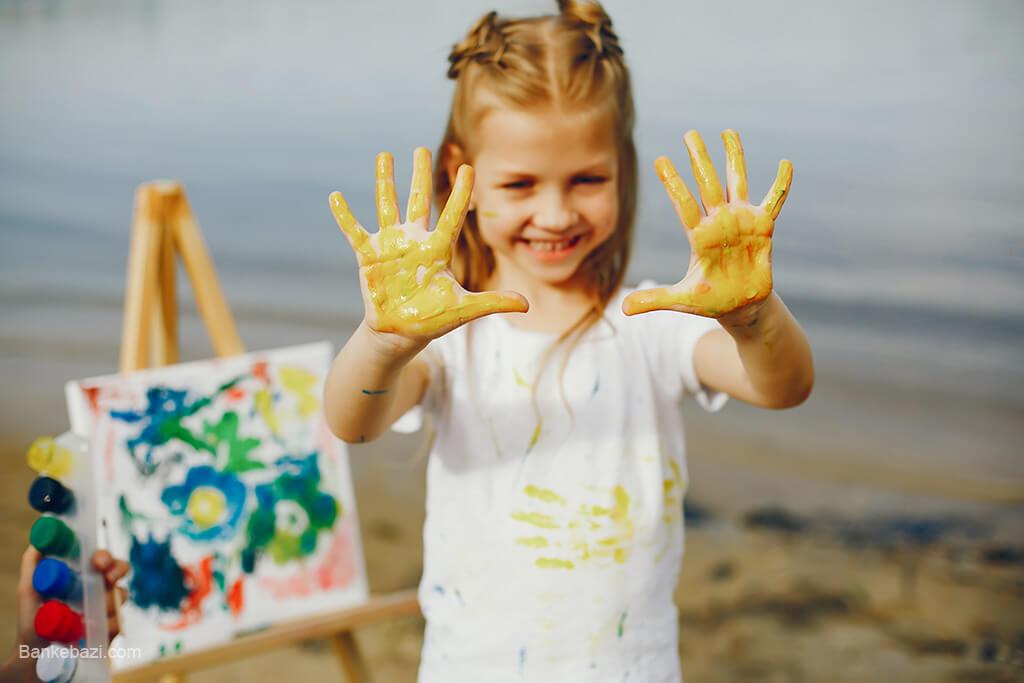 اسباب بازی های پرورش دهنده خلاقیت کودکان