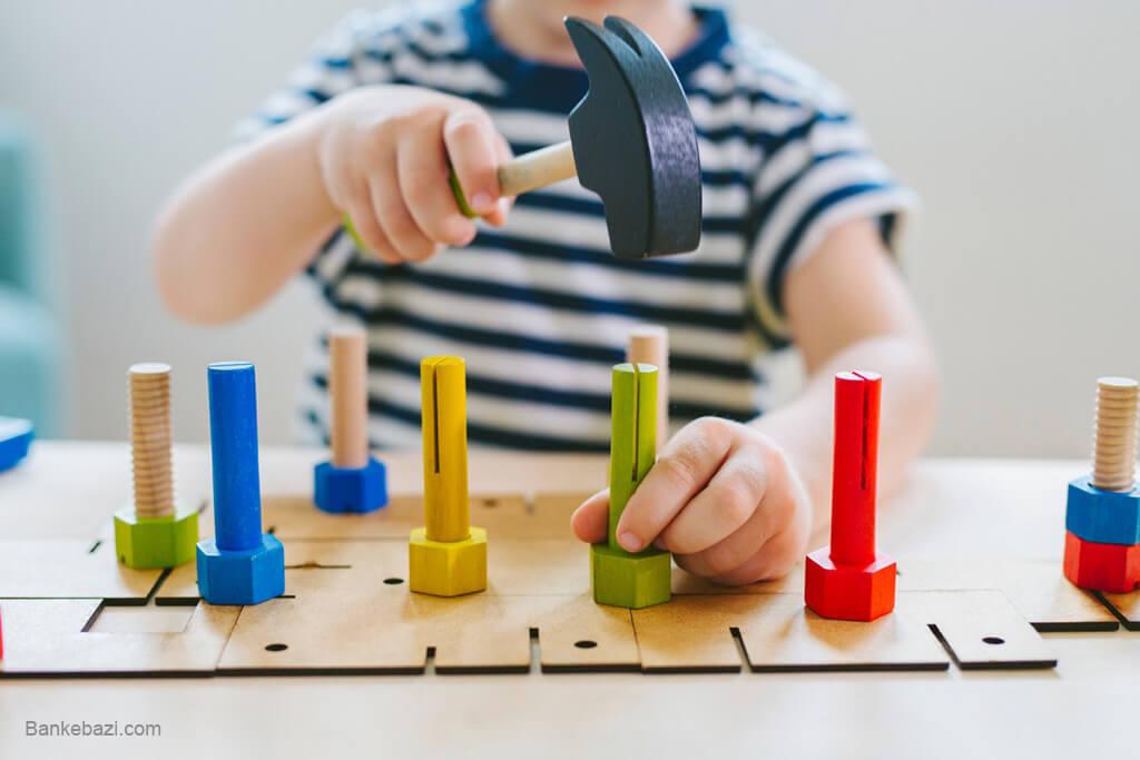 اسباب بازی های خلاقانه مکانیکی