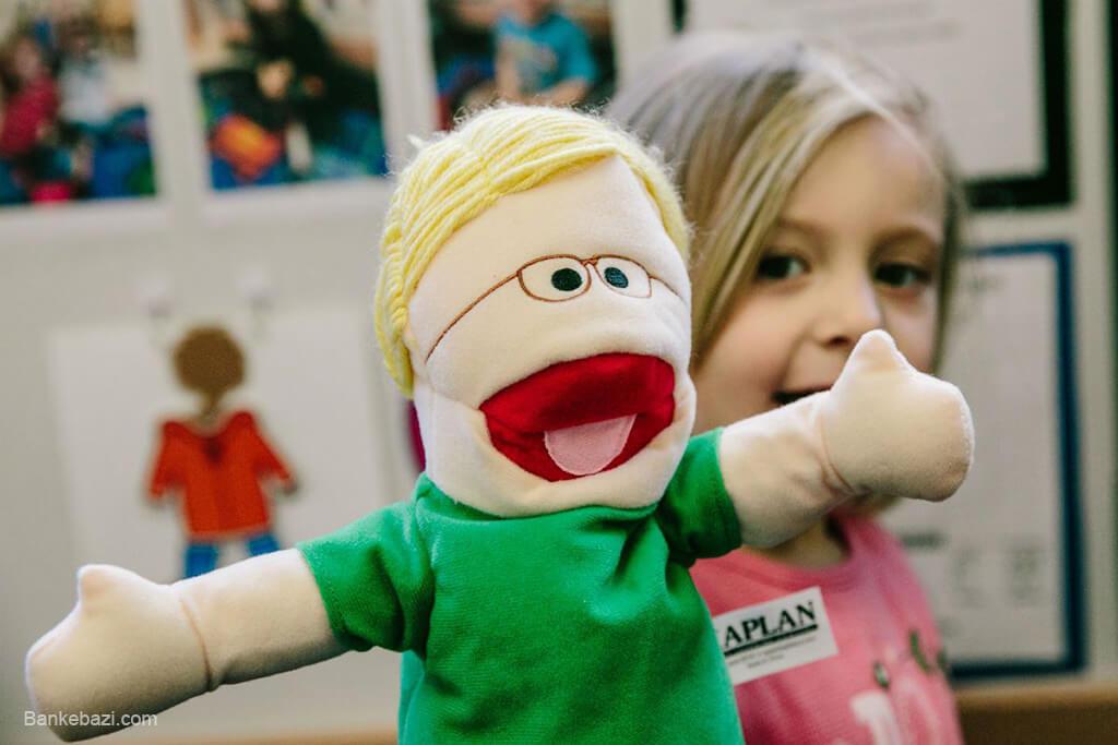 اسباب بازی خلاقانه برای دختر بچه