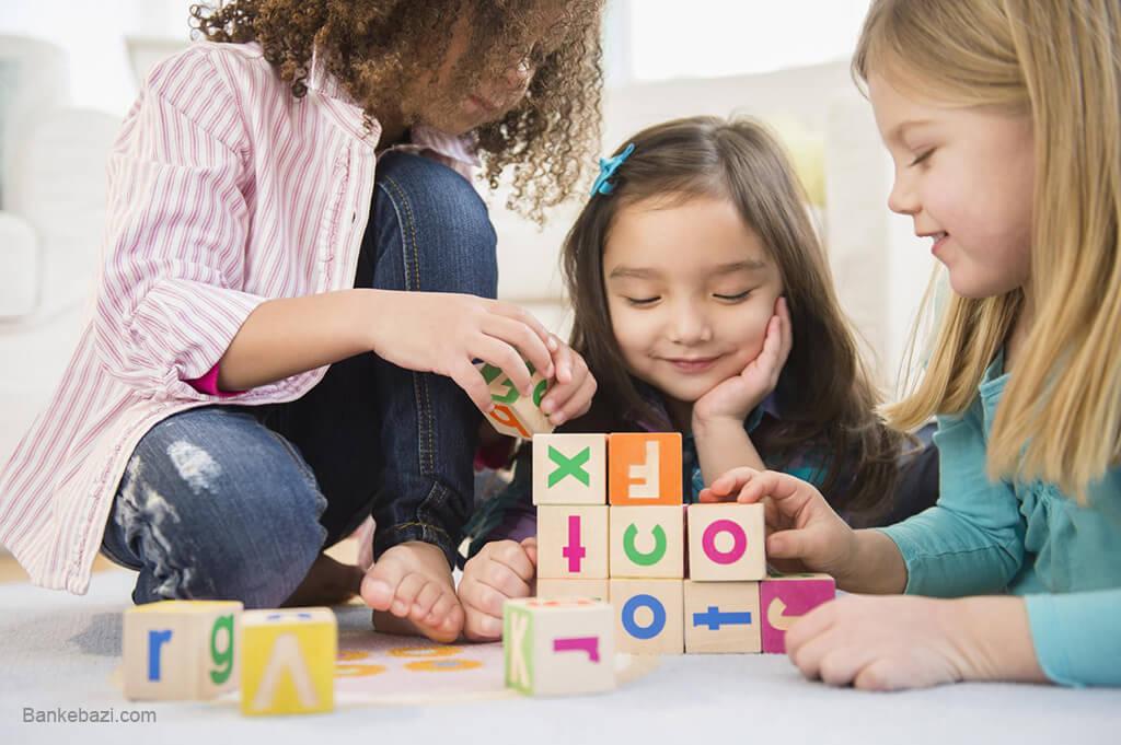 اهمیت بازی برای کودکان پنج و شش ساله