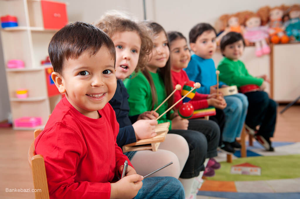 بازی های مناسب برای کودک پنج و شش ساله