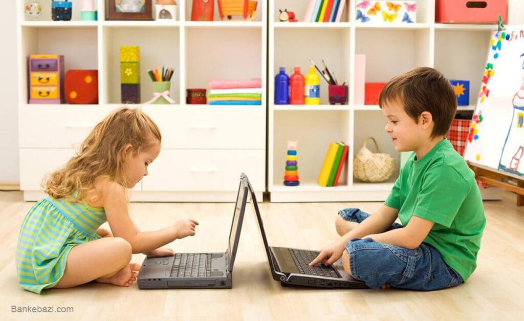 راهنمای انتخاب بازی برای کودکان پنج و شش ساله