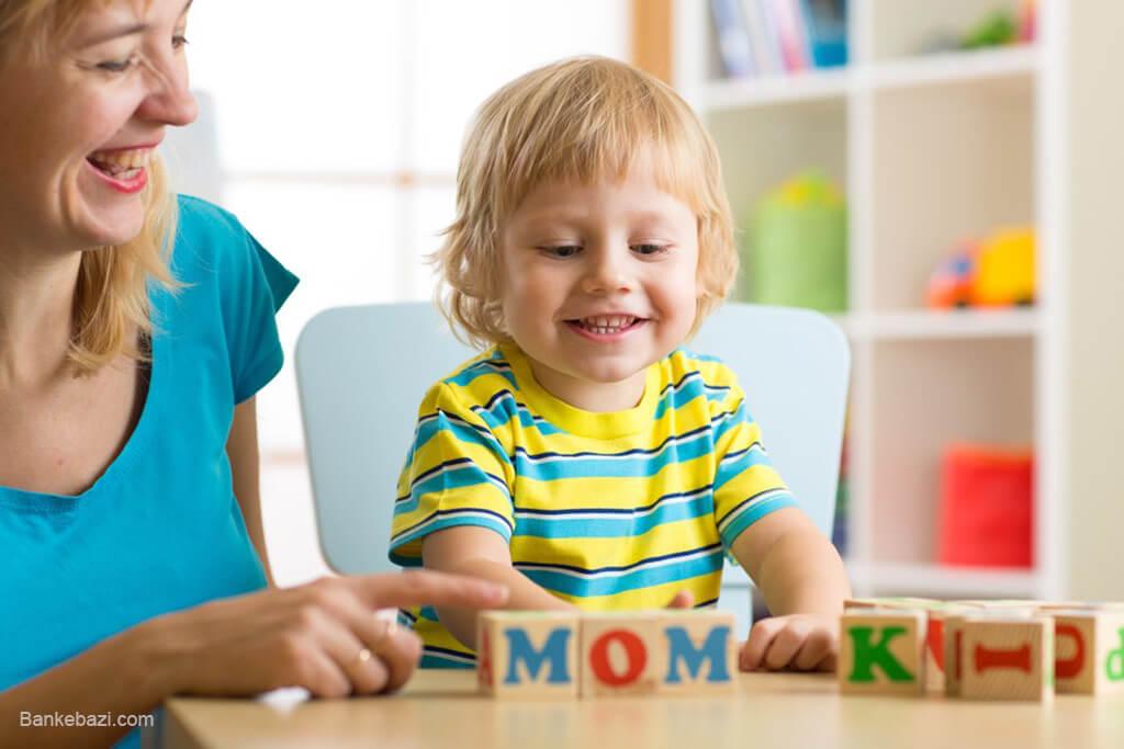 آموزش به کودک پیش دبستانی