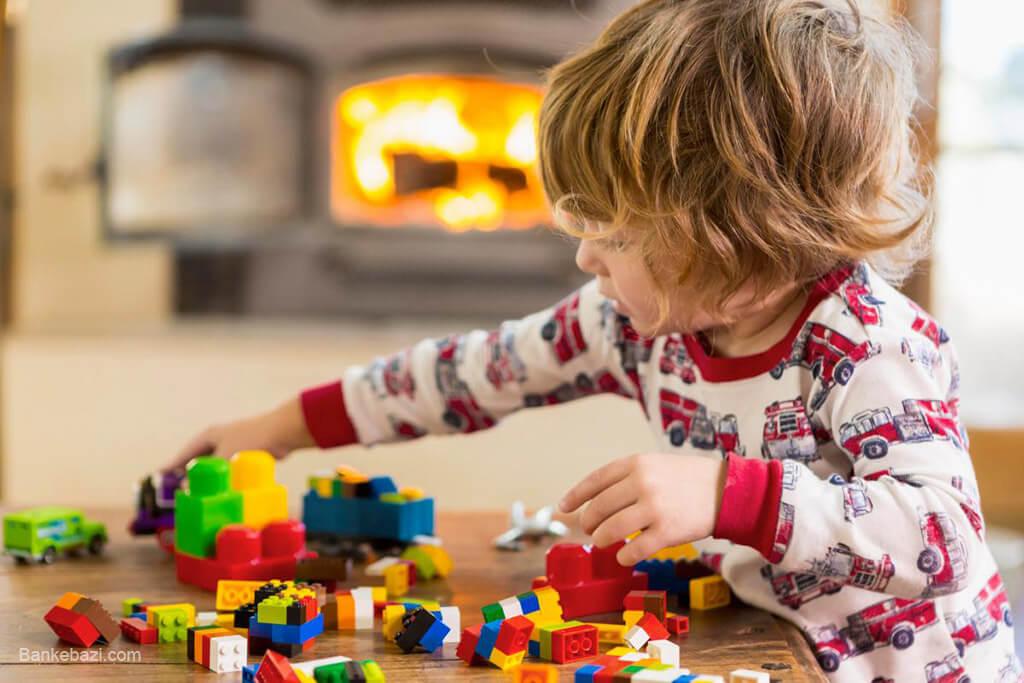 بازی با کودک 4 ساله
