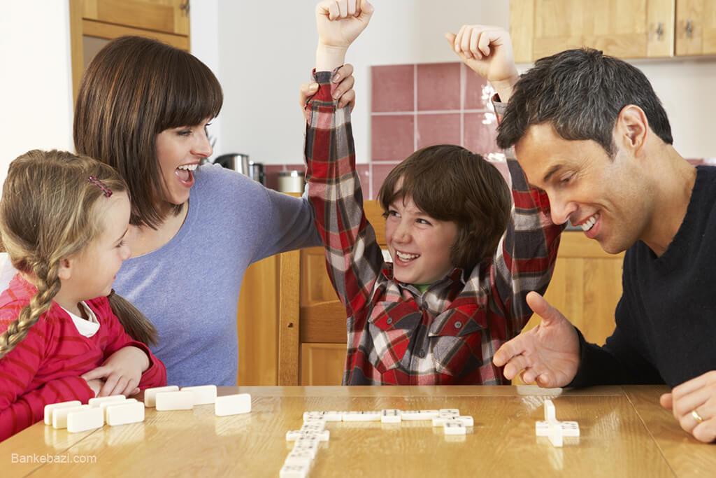 سرگرمی های خانوادگی جایگزین موبایل