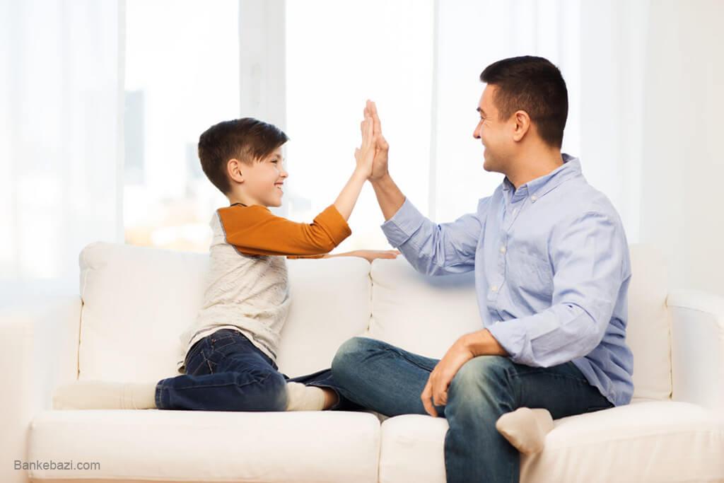 نقش تشویق بر پرورش خلاقیت کودکان