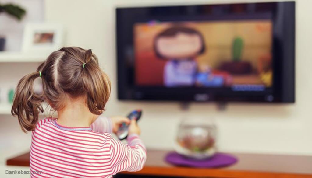 تاثیر تلوزیون و موبایل بر خلاقیت کودکان