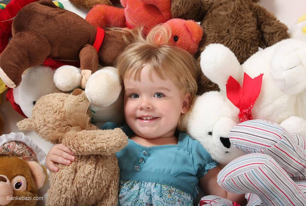 اثرات بازی با عروسک های پولیشی