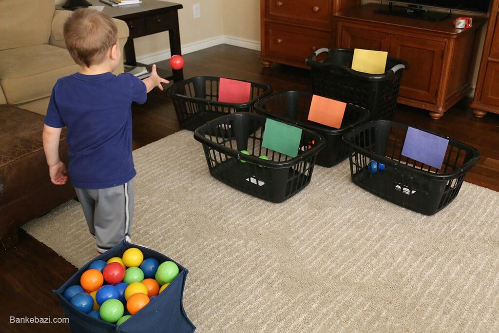 بازی های ساده افزایش دقت و تمرکز