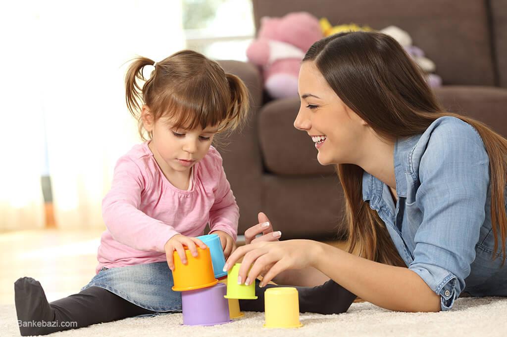 بازی افزایش توجه و تمرکز کودک