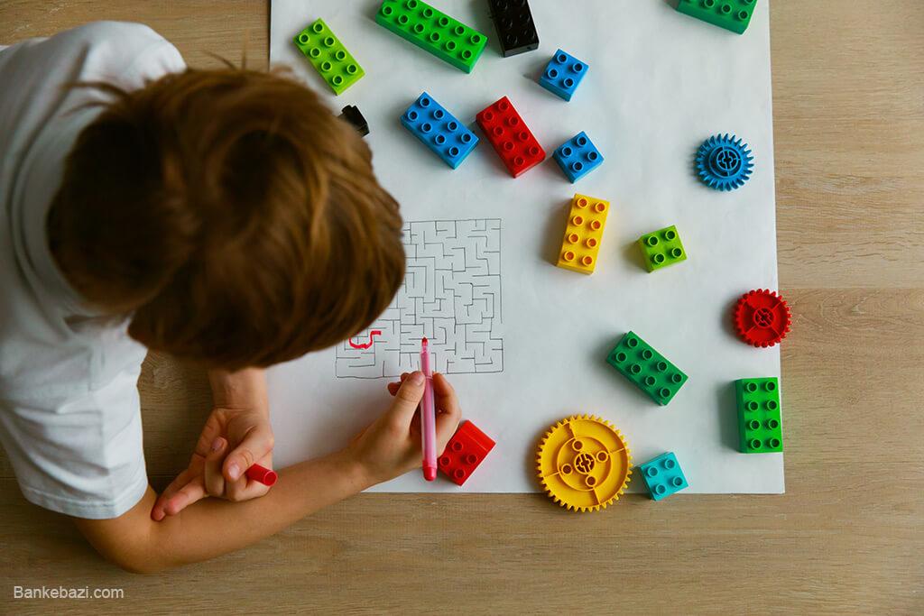 افزایش تمرکز کودک از طریق بازی