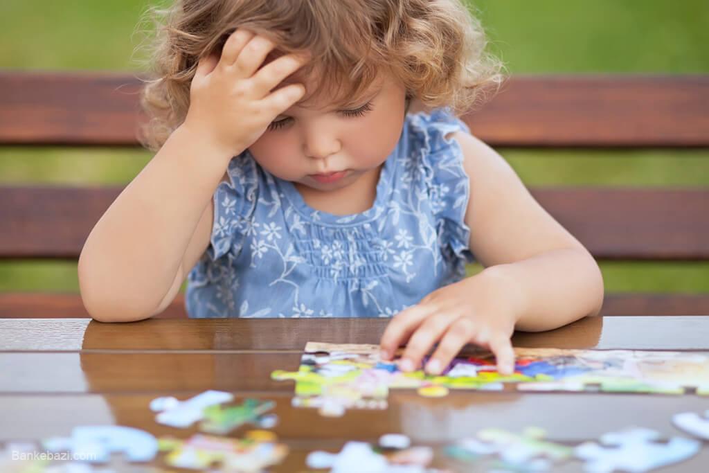 پازل های مناسب کودکان سه ساله