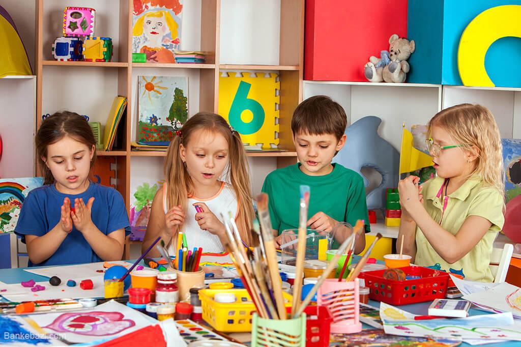 بازی در مدرسه و سلامت روان کودکان