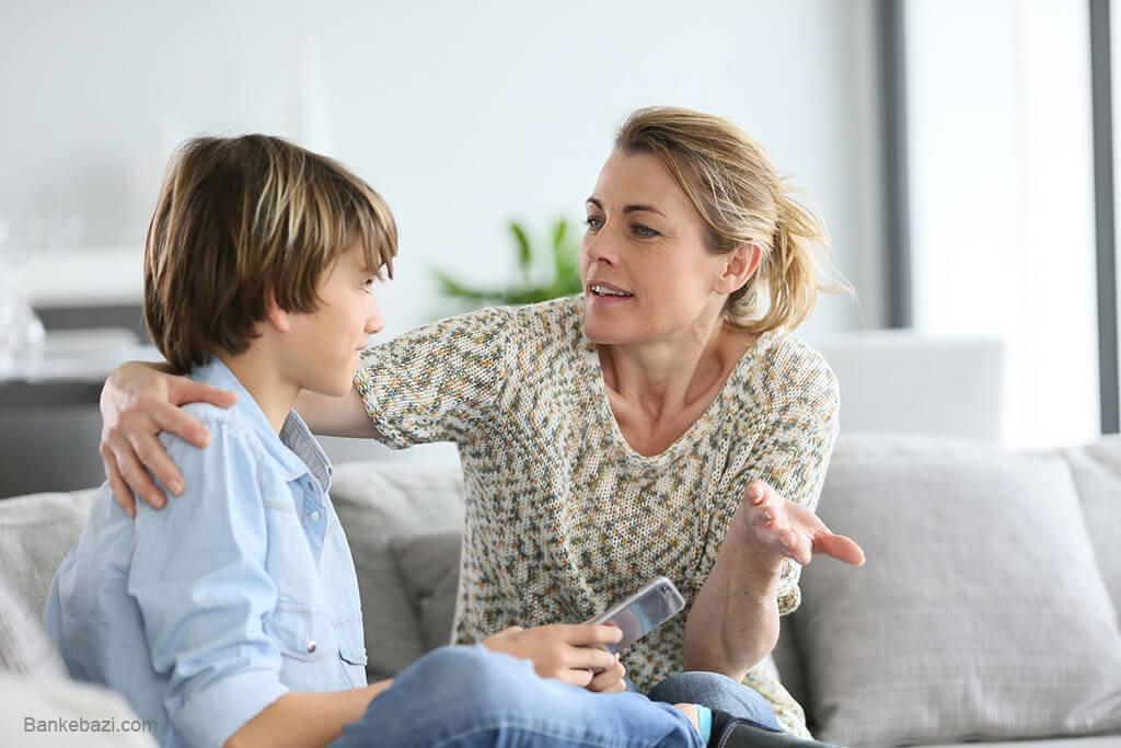 انضباط و بهیود سلامت روان کودکان