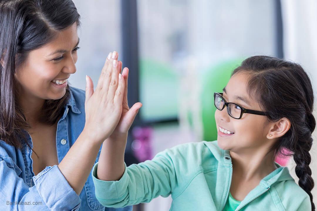 تاثیر اعتماد به نفس بر سلامت روان کودکان