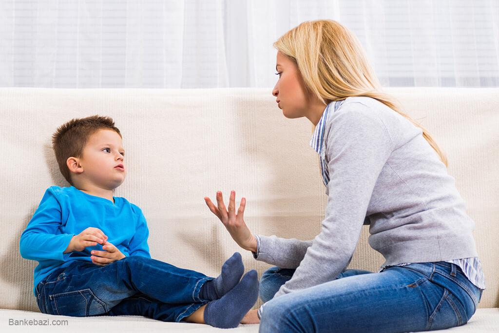 افزایش بهداشت روانی کودک
