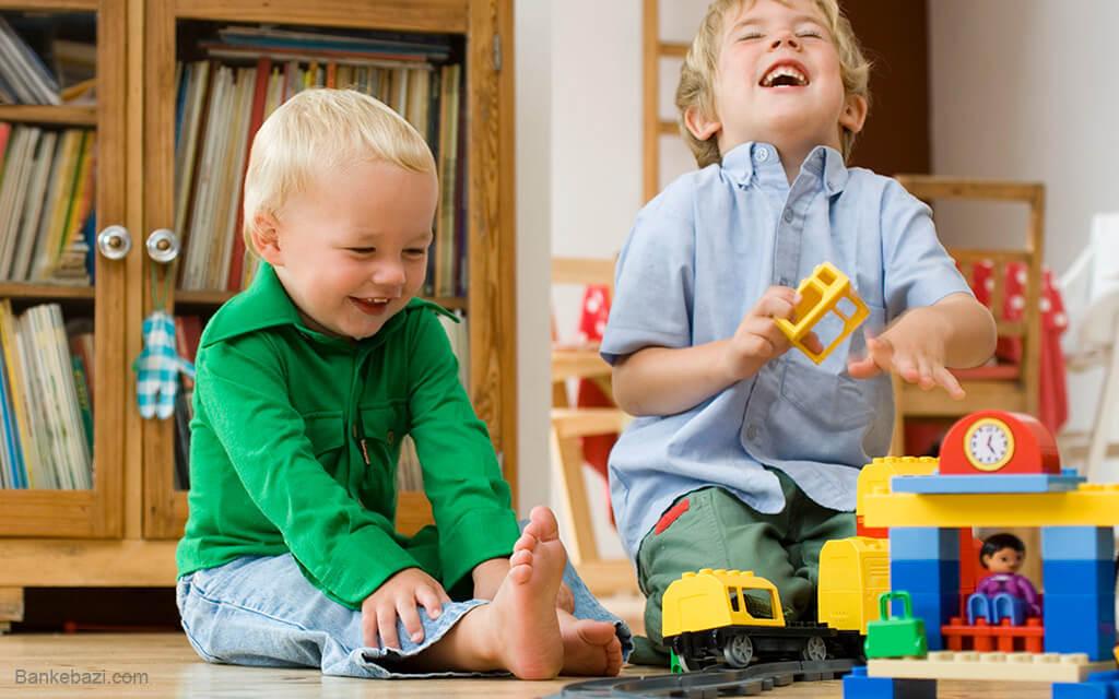 تاثیر بازی بر بهداشت روانی کودک