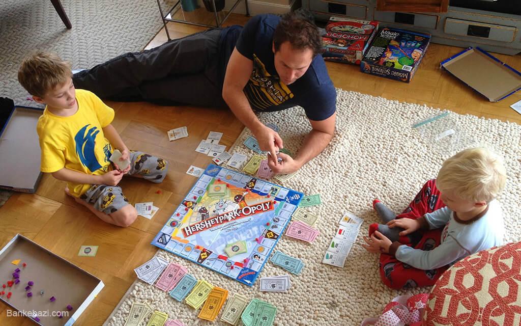 اثرات بازی کردن بر سلامت روان کودکان