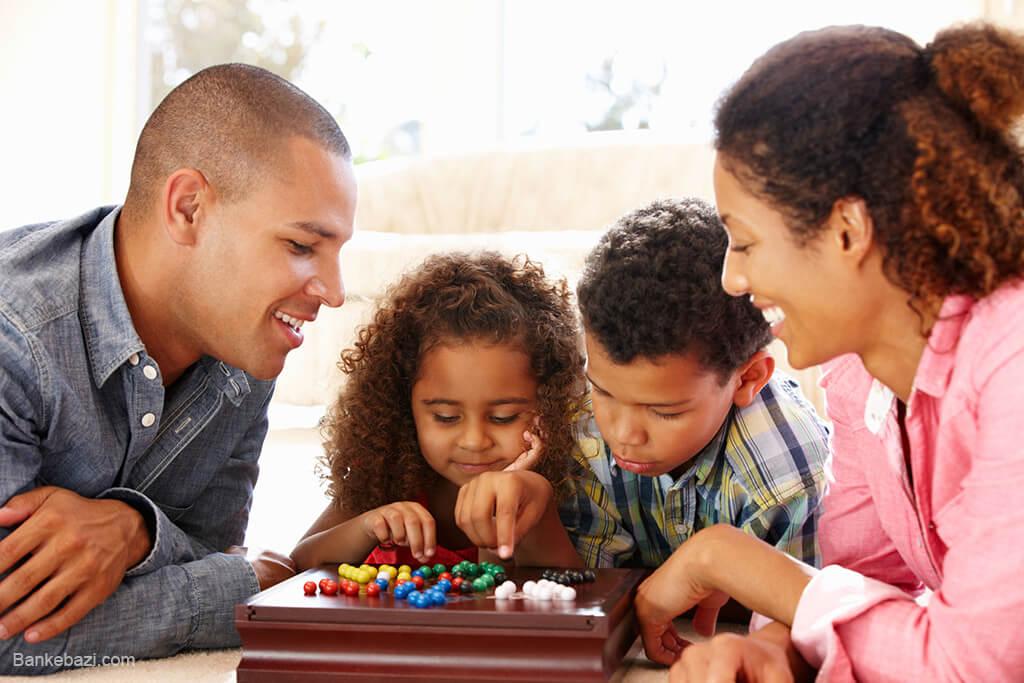 سرگرمی و سلامت روان کودکان