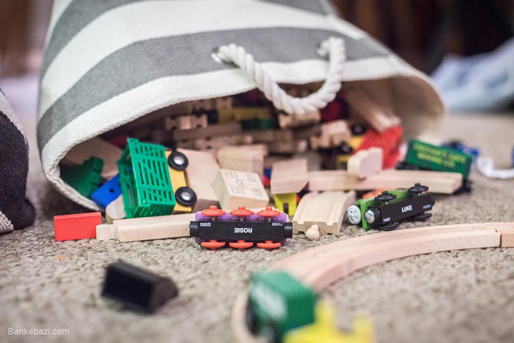 ایمنی اسباب بازی های اورجینال