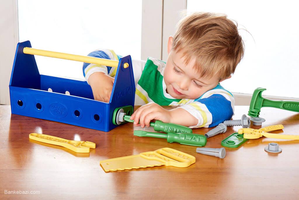 راه های تقویت مهارت دست ورزی کودکان