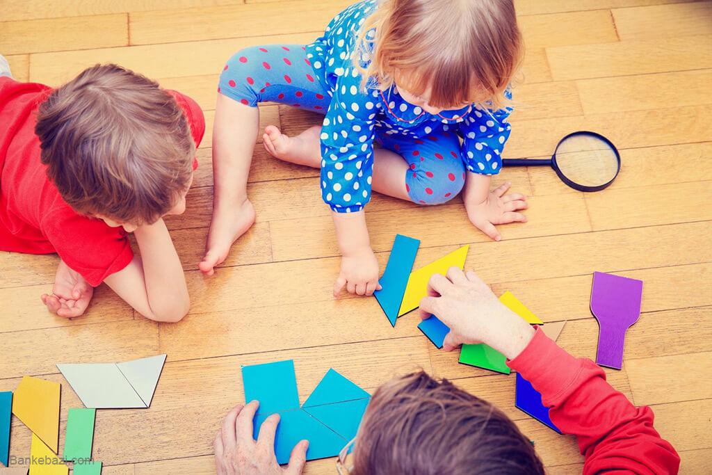 مهارت حل مساله برای کودکان