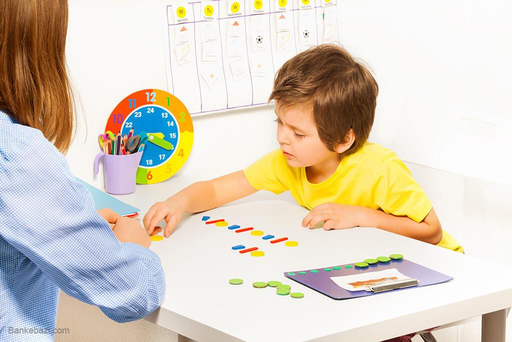 آموزش حل مساله به کودکان از راه بازی