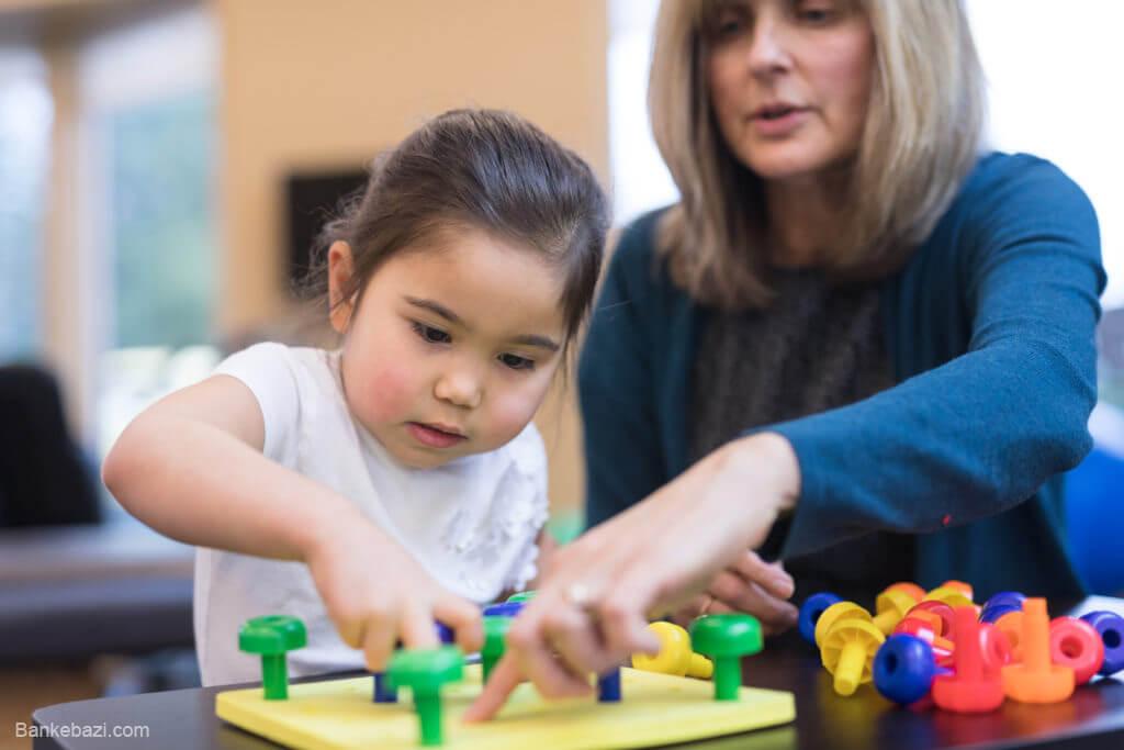 پرورش مهارت حل مساله در کودکان
