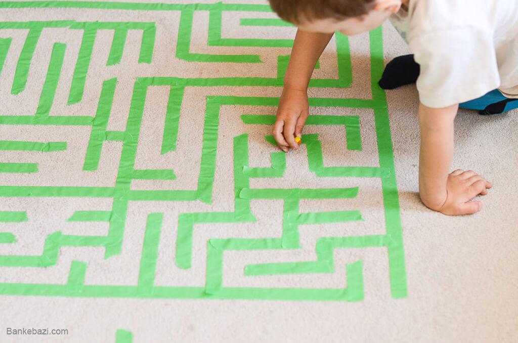 بازی های آموزش حل مساله برای کودکان