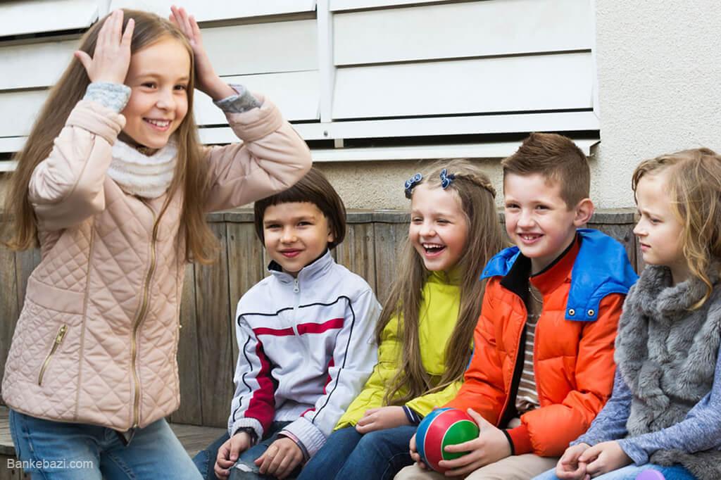 بازی های کلامی برای تقویت هوش اجتماعی کودکان
