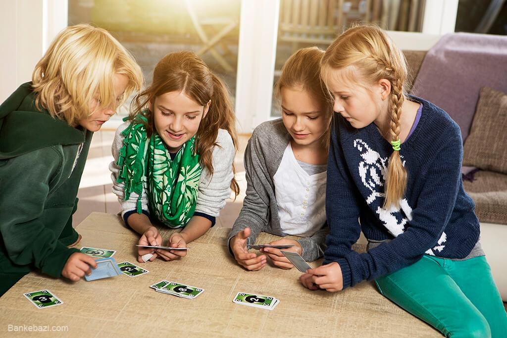 نقش بازی های رومیزی در هوش اجتماعی کودکان